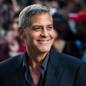 General caught by George Clooney 'laundering' money