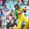 Australia v India as it happened: Maxwell magic can't drag Australia to clean sweep