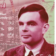Alan Turing, father of computer science, will be face of UK's £50 note