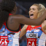 Fired-up Swifts ready to give finals a real shake