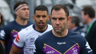 Melbourne Storm captain Cameron Smith says his side is one of the most consistent he's ever been part of.