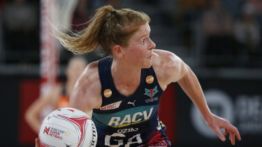 Tegan Philip's partnership with Caitlin Thwaites has been working for the Vixens.