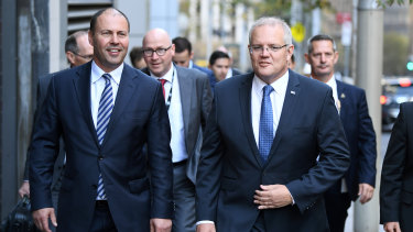 Prime Minister Scott Morrison and Treasurer Josh Frydenberg have signalled a tougher line on financial misconduct.