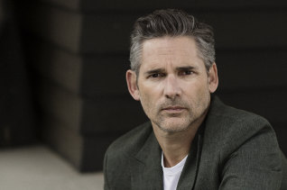 Poida would probably think it was about time, says Eric Bana.