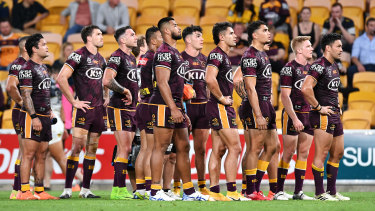 The Brisbane Broncos could have competition for fans in the next few months.