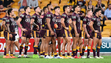 The Broncos endured a season to forget in 2020 - Craig Bellamy signing on would allow the club to quickly move past their wooden spoon embarrassment.