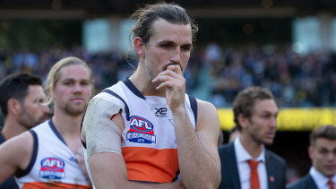 Former Giants captain Phil Davis has been ruled out of the Sydney derby.