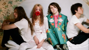 Starcrawler's new album Devour You is out on October 11.