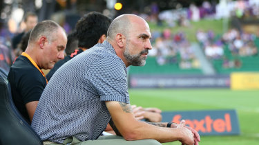 Markus Babbel is under increasing pressure to turn the fortunes of the Wanderers around.