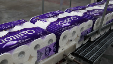 There has to be a limit to the economic toilet paper countries put in their trolleys.