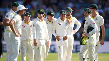 Australia's cricketers want to see the sport's finances before agreeing to any pay cuts.