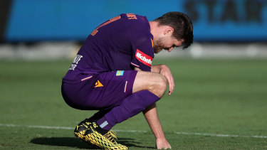 Perth have stood down their entire A-League squad, with other clubs likely to follow suit.
