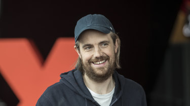 Atlassian CEO and founder Mike Cannon-Brookes.