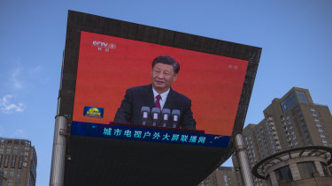 Chinese President Xi Jinping latest moves are designed to eliminate any threats to the Communist Party's regime.
