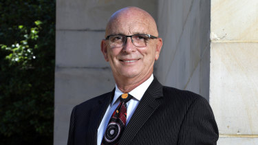 Attorney General John Quigley.
