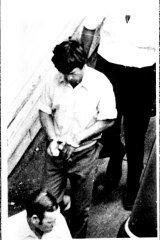 James Richard Finch is found guilty of Whiskey Au Go Go murder on October 22, 1973.