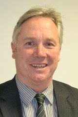 The Catholic Education Commission of Victoria's Stephen Elder.