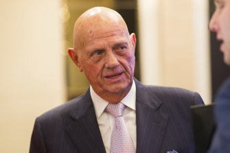 It's a dividend bonanza for Solomon Lew, whose company Premier said it will not hand back any of its $20 million in JobKeeper takings.