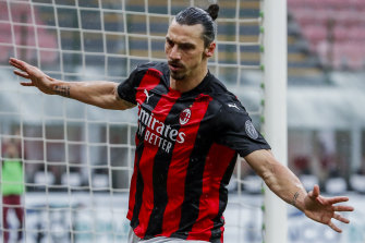 Zlatan Ibrahimovic might be 39 but he remains in scintillating form for AC Milan.