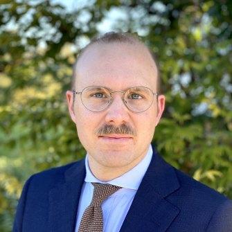 Blueprint Institute chief economist Steven Hamilton.
