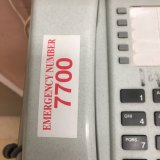 Doctors want one in-hospital emergency number.