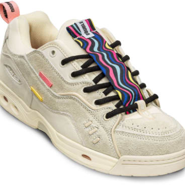 "Double Rainbouu ""CT-IV Classic"" sneakers."