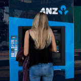 ANZ bank customers wrongly charged a monthly transaction fee are being reimbursed hundreds of dollars.