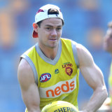 Brisbane Lions star Lachie Neale looms as Matt de Boer's next assignment.