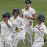 Australia ta retain Ashes afta Test endz up in draw