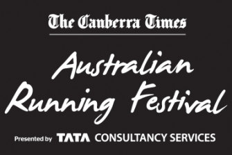 The Canberra Times Australian Running Festival, presented by Tata Consultancy Services, will be held from April 13 to 14.
