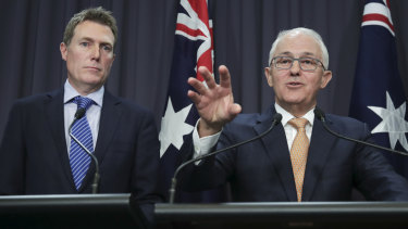 "Attorney-General Christian Porter and Prime Minister Malcolm Turnbull wouldn't say whether  Huawei should sign up to the proposed public register of ""foreign government related entities""."
