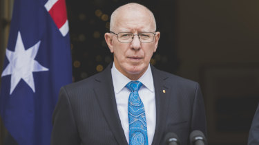 Former general and defence force chief David Hurley will be Australia's next Governor-General.