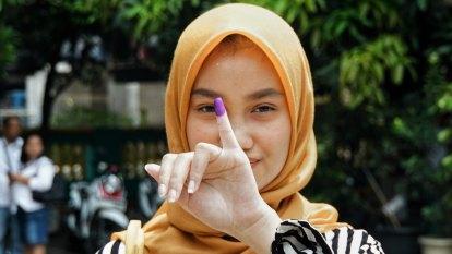 Indonesia's Joko Widodo poised to claim big win in presidential poll