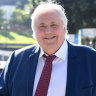 Clive Palmer's foundation gives 'sick people' Easter eggs in first acts of charity