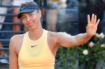 Maria Sharapova has announced that she is retiring from tennis.