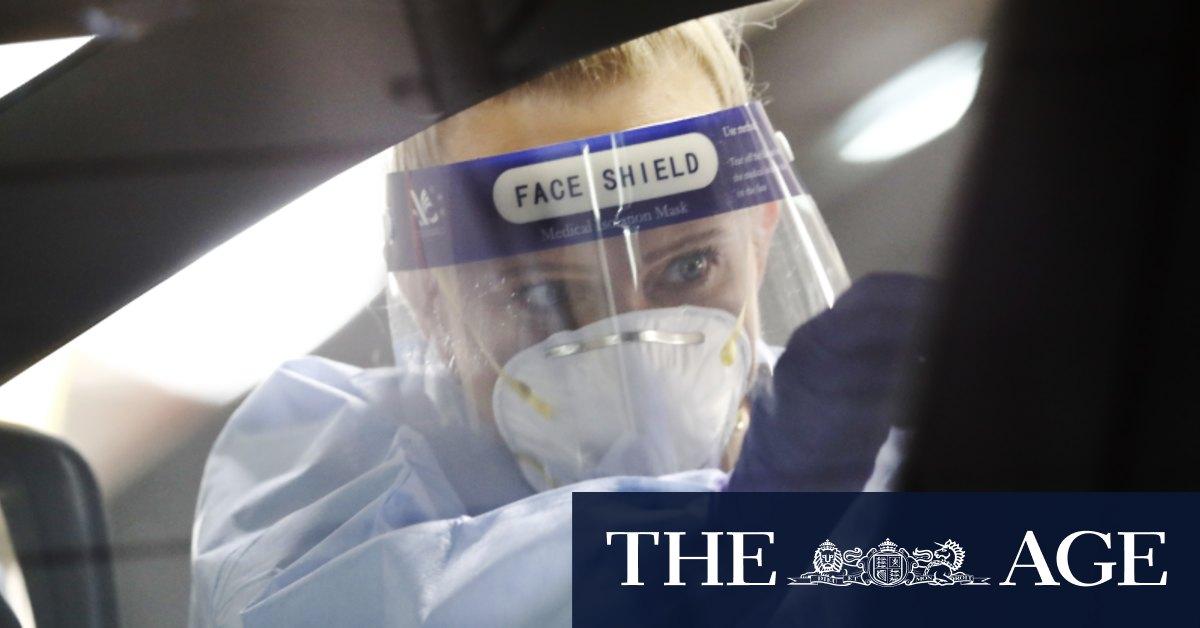 Victoria's 14-day case average rises as 15 new coronavirus cases emerge – The Age
