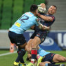 Rebels fall to Waratahs, now face fight for finals berth