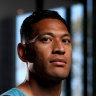 Rugby Australia treading on dangerous ground if they sack Israel Folau