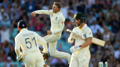 The Ashes are on the horizon, and the Australians are worried