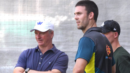 Waugh the merrier as Australia play numbers game in lead-up to Ashes