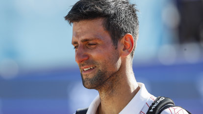 World tennis number one Novak Djokovic tests positive for COVID-19