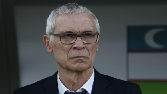 Uzbekistan coach relishes knockout clash with 'good team' Australia