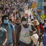 US coronavirus death toll hits 600,000 as vaccines slow spread