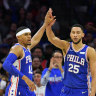 Philadelphia maintain perfect start to NBA season