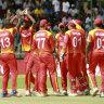 ICC votes to suspend Zimbabwe