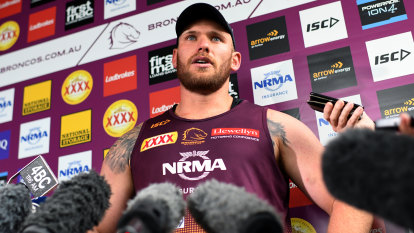 Broncos boss denies Lodge ruled out of captaincy by potential backlash