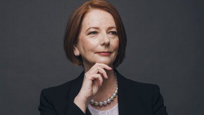 What Gillard did next: Former PM's new mission to raise $6.5 billion