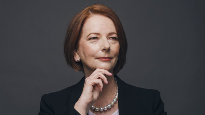 'Have to wargame risks': Businesses should be free to speak on social issues, Gillard says