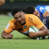 'Our own worst enemy': Force no match for Brumbies