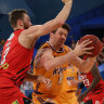 Perth Wildcats hammer Sydney Kings to send NBL message